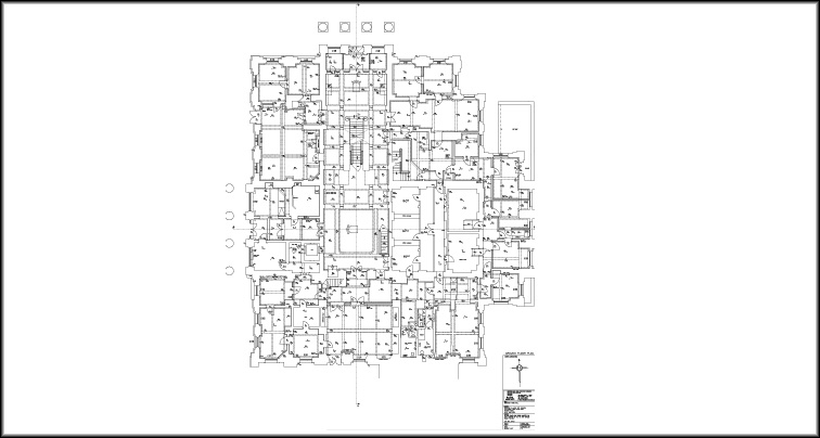 Town Hall Floor Plan MJ Zara